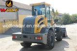 chargeur chinois de roue de frontal du matériel 2t lourd