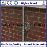 Soporte de pared de tubo redondo para balaustre, barandilla y barandilla