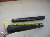 Acoplamiento plástico de la ostra, bolso negro del acoplamiento de la ostra (FÁBRICA de China)