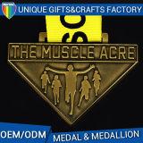 Il metallo caldo di vendita 2016 assegna le medaglie