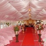 Les meilleures tentes créatrices de mariage d'événement d'usager de toit de courbe
