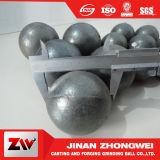 Bola de pulido del molde del acero del cromo Alto-Media-Inferior para la explotación minera de la planta y del cobre del cemento