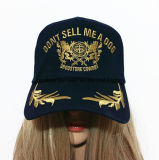 Шлемы 2017 водителя грузовика бейсбольной кепки крышки продавать фабрики сразу вышитые OEM