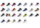 Diverse Schoenen van de Sport van de Tennisschoen van de Loopschoenen van Basketbalschoenen