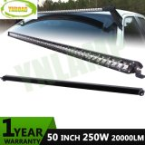 50inch 250W 20000lm CREE LED Selbstheller Stab der lampen-LED