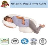 Nueva maternidad vientre apoyo contorneado cuerpo extra confort embarazo almohada