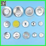 Aluminiumplastikschutzkappe für Flaschen