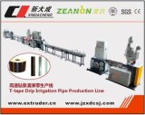 Línea de producción de tubos de riego por goteo T-Tape