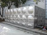 Réservoir d'eau de l'acier inoxydable ISO9001 20000 litres