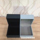 Reloj de la alta calidad y rectángulo de regalo de papel de lujo del embalaje