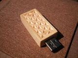 USB de madeira Keychain, capacidade 2GB