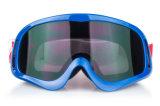 Óculos de proteção compatíveis do MX de Promotioneyewear do capacete Anti-Fog da motocicleta