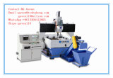 Modelo de máquina Drilling móvel Gmd2016 da placa do CNC do pórtico