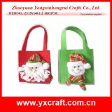 Decoración de Navidad bolso del diseñador (ZY11S72-1-2) Paquete de Navidad Decoración de Navidad bolso