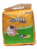 SuperThin Baby Diaper mit Blue Adl Baby Care Goods Export nach Nigeria