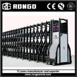 Portas de deslizamento telescópicas automáticas elétricas