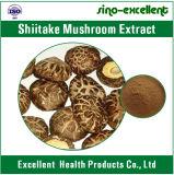 Extrait normal de mycélium de champignon de couche de Shiitake d'approvisionnement de constructeur d'OIN