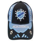 아플리케 Bb147를 가진 6개의 위원회 야구 모자