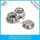 CNC-Maschinenmitte Custom alle Arten Metallteile Aluminiumteile