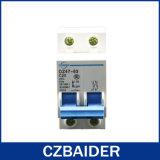 Миниатюрный автомат защити цепи Dz47 с предохранением от MCB Short-Circuit
