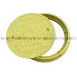 Coperchio di botola modellato FRP per la trincea