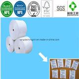 PE recubierto de papel blanco bolsa de secado con certificación de calidad