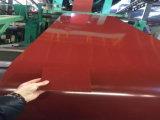 CRC Prepainted гальванизированная стальная катушка, Pre-Painted лист цвета катушек стального листа стальной