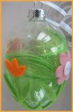 Het nieuwe Ei van het Glas van de Fabriek van het Ontwerp In het groot Hand Geschilderde