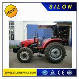 Alimentador de granja del HP 4WD de Silon 100 con Ce y EPA