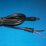 Мыжской силовой кабель DC DC5.5*2.1 с обнажанным отрезком провода