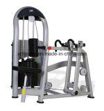 Ginnastica della costruzione di corpo che addestra la macchina di riga messa forma fisica dell'interno