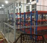 Rete fissa del divisorio della rete metallica dell'area lavoro