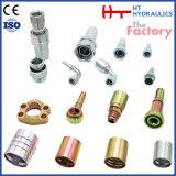 스테인리스 SAE/BSPT 또는 탄소 강철 남성 또는 여성 유압 호스 또는 관 또는 관 이음쇠 또는 접합기