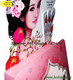 SGS (B&C-A002)를 가진 Lady Lipstick Floor Cardboard Display Stand를 위한 형식 Creative