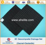 HDPE Geocomposite Geonet Drainage Net 200g/5.5mm/200g