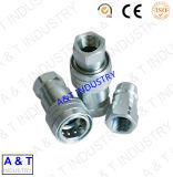 高品質の二つの部分から成ったステンレス鋼シャフトの堅いカップリング
