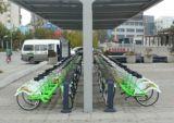 Sistema Rental do estacionamento da bicicleta/sistema público do arrendamento da bicicleta