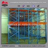 Estante del estante del almacén de la estructura de acero