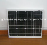 mono modulo solare di 18V 35W-40W per 12V il sistema (2017)