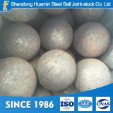 Heißer Verkauf, der geschmiedete Stahlkugel für Tausendstel-Durchmesser 40mm mit ISO9001 reibt