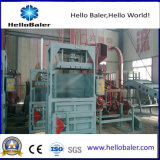 Alta prensa vertical de Capcity para el reciclaje plástico de papel de la materia textil de la botella del animal doméstico