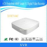 1개의 기록병 (XVR7104C)에 대하여 Dahua 4 채널 Penta-Brid 1080P 지능적인 1u 5