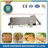 Proteína da soja que faz machine/TVP que faz a máquina