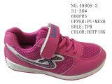 Numéro 49808 chaussures d'action de sport de gosses avec la bande magique