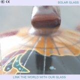 Floatglas, Sonnenkollektor-Glas, Glas des Sonnenkollektor-Glass/BIPV