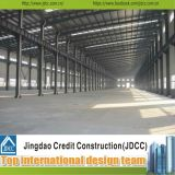 Cost e Highquality bassi Prefabricated Steel Workshop (JDCC-SW01)