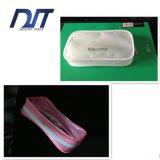 Le sac cosmétique imperméable à l'eau de sac à main de mode de sac de cadeau de PVC conçoivent en fonction du client