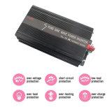 C.C de 1500W 12V 220V à l'inverseur d'alimentation AC avec le chargeur de batterie