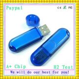 USB Pendriver transparente do OEM (GC-860)