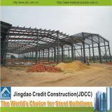 Estructura de acero del marco profesional, fábrica de la estructura de acero, almacén